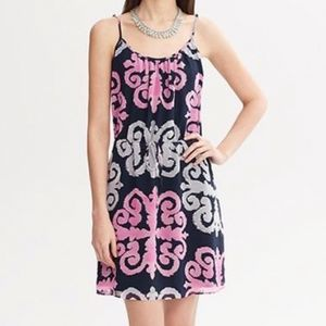 Banana Republic Milly Collection Medallion Dress